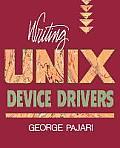 Writing UNIX Device Drivers