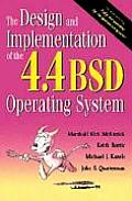 Design and Implementation of the 4.4 BSD Unix Operating System ((2ND)96 Edition)
