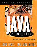 Java Software Solutions 2nd Edition Foundations