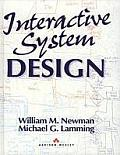 Interactive System Design