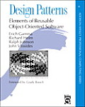 Design Patterns: Elements of Reusable Object-Oriented Software (Addison-Wesley Professional Computing)