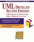 UML Distilled, 2nd Edition: A Brief Guide to the Standard Object Modeling Language