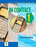 In Contact 1: Beginning