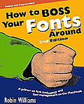 How to Boss Your Fonts Around Cover