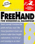 Freehand 8 for Windows & Macintosh Visua Cover
