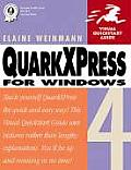 QuarkXPress for Windows QuickStart Visual Guide (Visual QuickStart Guides)