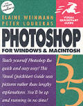 Photoshop 5.5 for Windows and Macintosh: Visual Quickstart Guide