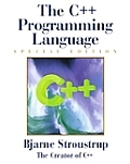 C++ Programming Language 3RD Edition Special Edition Cover