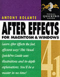 After Effects 4.1 For Mac Win Visual QuickPro