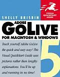 Adobe Golive 5 For Macintosh & Windows
