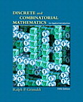 Discrete and Combinatorial Mathematics (5TH 04 Edition)