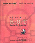 Flash 5 Hands-On Training with CDROM