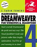 Dreamweaver 4 for Windows and Macintosh: Visual QuickStart Guide