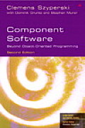 Component Software (Component Software Series)