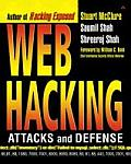 Web Hacking : Attacks and Defense (03 Edition)