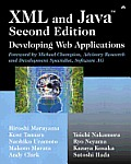 XML and Java: Developing Web Applications [With CDROM]
