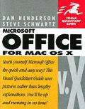 Microsoft Office V.x For Mac OS X Visual Quicks