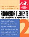 Photoshop Elements 2 for Windows and Macintosh: Visual QuickStart Guide (Visual QuickStart Guides)