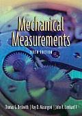 Mechanical Measurements (6TH 07 Edition)