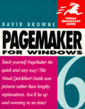 Pagemaker 6 for Windows : Visual Quickstart Guide (96 Edition)