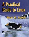A Practical Guide to Linux Cover