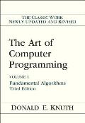 The Art of Computer Programming, 3rd Edition, Volume 1: Fundamental Algorithms