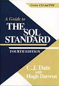 Guide To the SQL Standard (4TH 97 Edition)