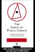 The Limits of Public Choice Cover