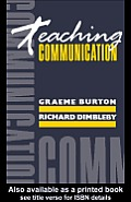 Teaching Communication