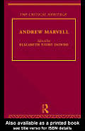 The Critical Heritage: Andrew Marvell