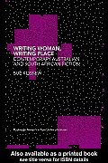 Writing Women, Writing Place: Contemporary Australian and South African Fiction Cover
