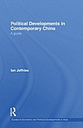 Political Developments in Contemporary China: A Guide Cover
