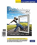 Psychology: A Framework for Everyday Thinking, Books a la Carte Edition Cover