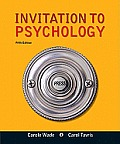 Invitation to Psychology (Mypsychlab)