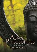 Asian Philosophies Cover