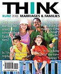 Think Marriages and Families 2012 (2ND 13 Edition) Cover