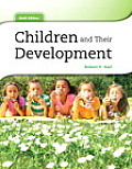 Children and Their Development with New Mydevelopmentlab and Pearson Etext Cover
