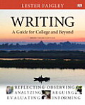 Writing: a Guide for College and Beyond, Brief Edition (3RD 12 Edition) Cover