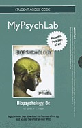 New Mypsychlab with Pearson Etext -- Standalone Access Card -- For Biopsychology Cover