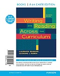 Writing and Reading Across the Curriculum, Books a la Carte Edition