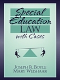 Special Education Law with Cases