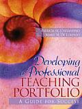 Developing A Professional Teaching Portf