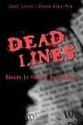 Dead Lines Essays In Murder & Mayhem