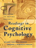 Readings in Cognitive Psychology: Applications, Connections, and Individual Differences