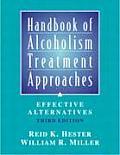 Handbook of Alcoholism Treatment...