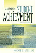Assessment Of Student Achievement 7th Edition