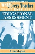 What Every Teacher Should Know about Educational Assessment (What Every Teacher Should Know About...)
