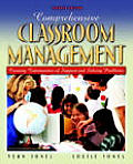 Comprehensive Classroom Management: Creating Communities of Support and Solving Problems Cover