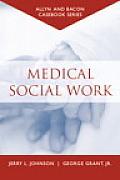 Casebook Medical Social Work Allyn & Bacon Casebook Series