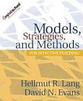 Models Strategies and Methods for Effective Teaching (06 Edition)